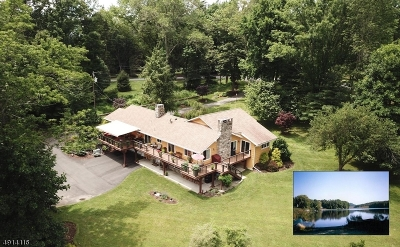 Sparta Twp. Single Family Home For Sale: 25 Fox Hollow Rd