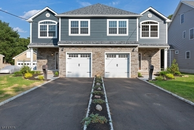 Scotch Plains Twp. Condo/Townhouse For Sale: 1996 Westfield Ave