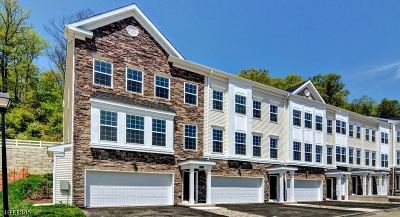 Morristown Town, Morris Twp. Condo/Townhouse For Sale: 18 Colgate Drive