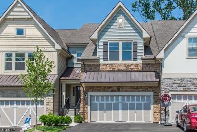 Mountain Lakes Boro Condo/Townhouse For Sale: 5 Lakeland Ct