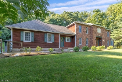 Tewksbury Twp. Single Family Home For Sale: 8 Bridge Hollow Rd