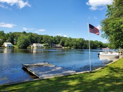 Byram Twp. Single Family Home For Sale: 83 Lake Dr