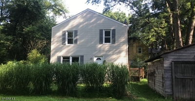 Wayne Twp. Single Family Home For Sale: 87 Monmouth Ave