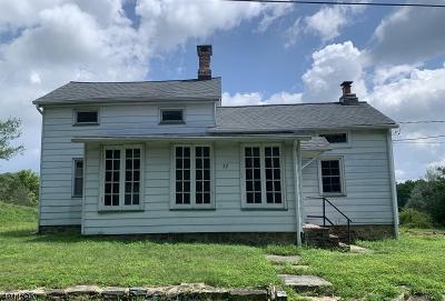 Tewksbury Twp. Single Family Home For Sale: 32 Farmersville Rd
