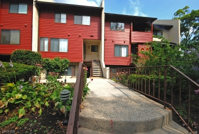 Nutley Twp. NJ Condo/Townhouse For Sale: $209,999