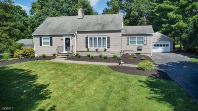 Bridgewater Twp. Single Family Home For Sale: 1357 Mt Vernon Road