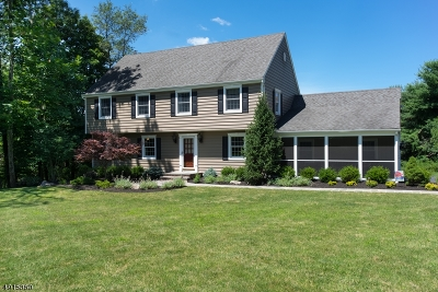Bridgewater Twp. Single Family Home For Sale: 2 Timberline Drive