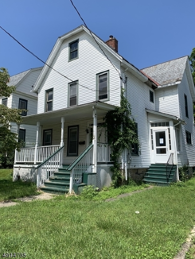 Newton Town Single Family Home For Sale: 16 Madison St