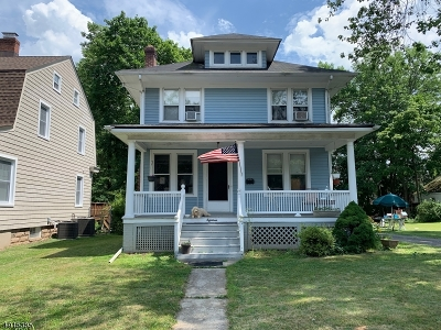 Chatham Boro Single Family Home For Sale: 18 Garden Ave