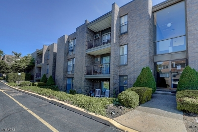 Nutley Twp. NJ Condo/Townhouse For Sale: $269,900