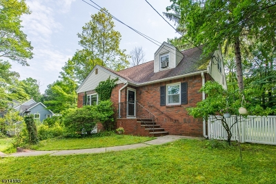Wayne Twp. Single Family Home For Sale: 22 Forest Ter