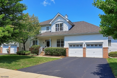 Raritan Twp. Single Family Home For Sale: 37 Stirrup Ln