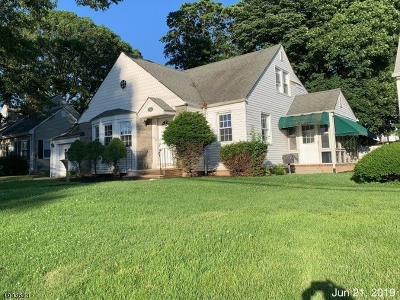 Linden City Single Family Home For Sale: 123 Elmwood Ter