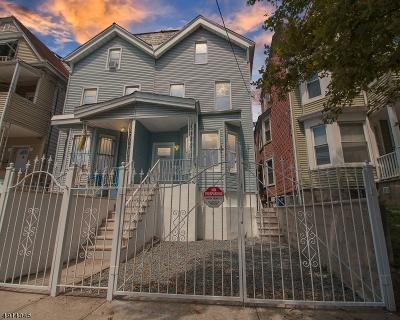 Newark City Single Family Home For Sale: 430 Summer Ave