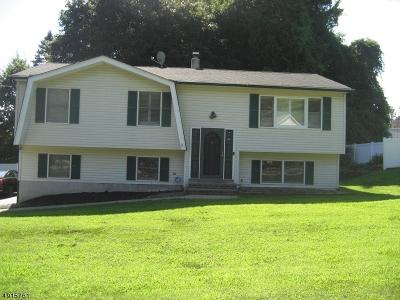 Hamburg Boro Single Family Home For Sale: 5 Center St