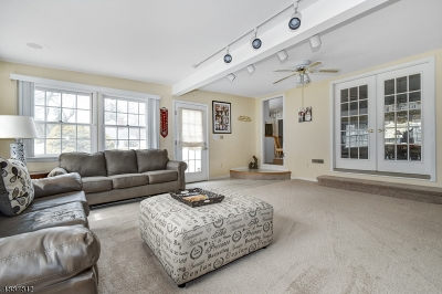Bernards Twp. Single Family Home For Sale: 56 Fieldstone Dr