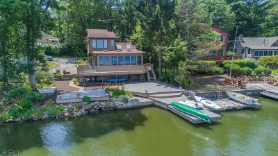 Vernon Twp. Single Family Home For Sale: 2072 Lakeside Dr W