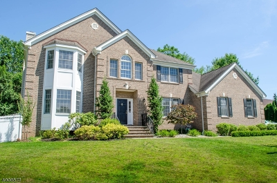 West Orange Twp. NJ Single Family Home For Sale: $735,000