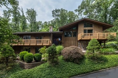 Franklin Twp. Single Family Home For Sale: 370 Sidney Rd