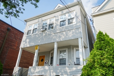 Clifton City Multi Family Home For Sale: 14 Getty Ave