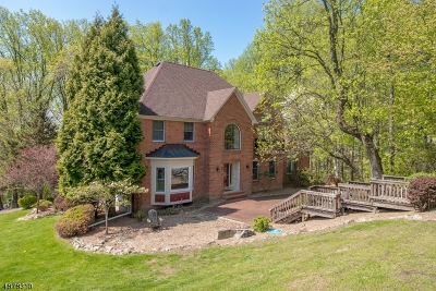 Clinton Twp. Single Family Home For Sale: 3 Cobblestone Ln