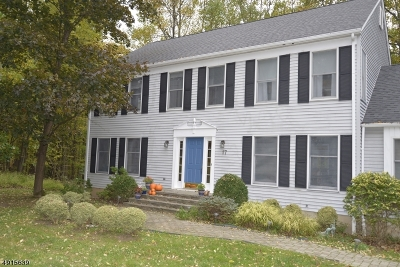 Sparta Twp. Single Family Home For Sale: 17 Grandview Ter