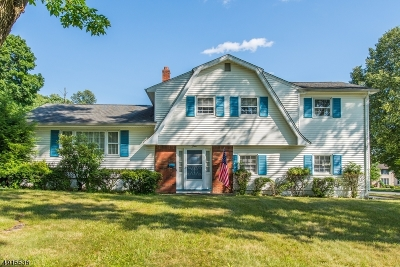 Wayne Twp. Single Family Home For Sale: 4 Evers Ct