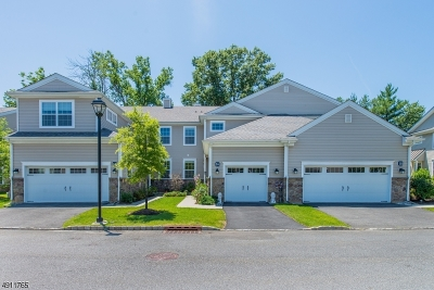 West Caldwell Twp. NJ Condo/Townhouse For Sale: $505,000
