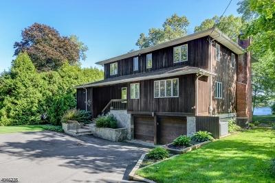 Mountain Lakes Boro Single Family Home For Sale: 144 Boulevard