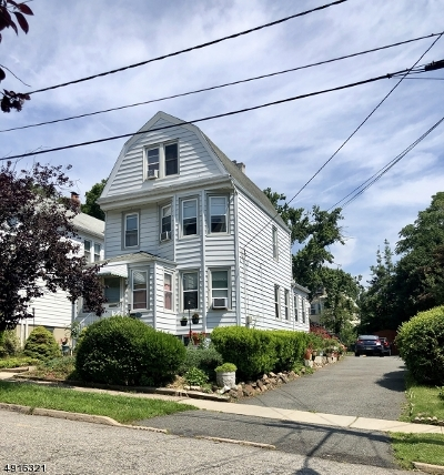 West Orange Twp. NJ Single Family Home For Sale: $299,000