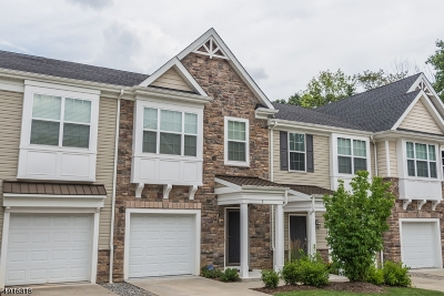 Verona Twp. NJ Condo/Townhouse For Sale: $474,900
