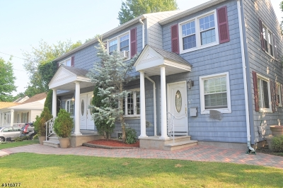 Clifton City Single Family Home For Sale: 587 Allwood Rd