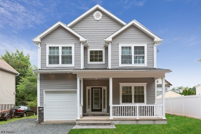 Somerville Boro Single Family Home For Sale: 21 Central Ave