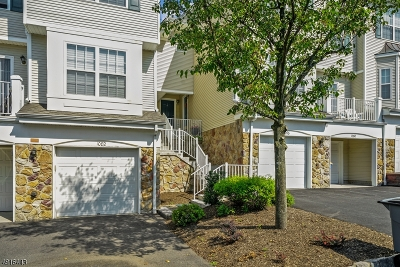 Somerset County Condo/Townhouse For Sale: 1084 Shadowlawn Dr