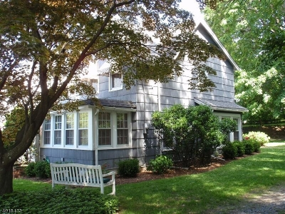 Madison Boro Single Family Home For Sale: 32 Prospect St