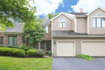 Montville Twp. Condo/Townhouse For Sale: 4 Tiffany Ct