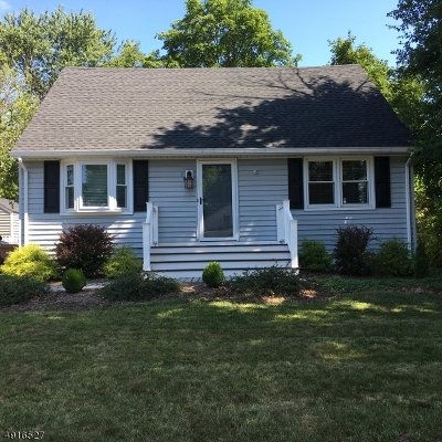 Bridgewater Twp. Single Family Home For Sale: 108 Pine St