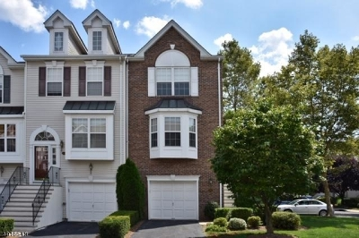 Nutley Twp. NJ Condo/Townhouse For Sale: $418,000