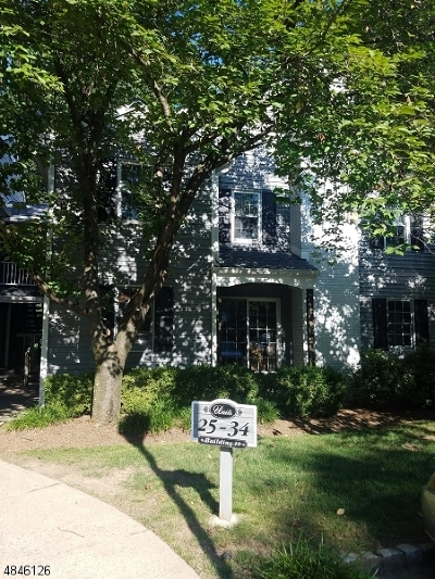 Bernards Twp. Condo/Townhouse For Sale: 30 Countryside Dr