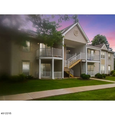 Somerset County Condo/Townhouse For Sale: 2713 Lindsley Rd