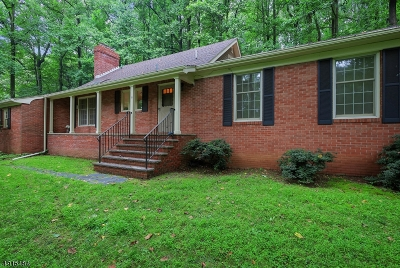 Somerset County Single Family Home For Sale: 171 Old Somerset Rd