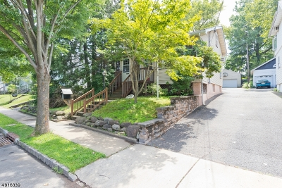 Cranford Twp. Single Family Home For Sale: 171 N Lehigh Ave