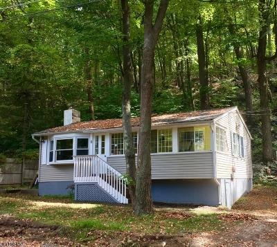 Vernon Twp. Single Family Home For Sale: 8 Cliffside Ter