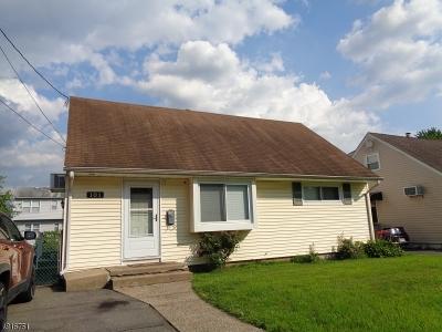 Totowa Boro Single Family Home For Sale: 101 Greene Ave