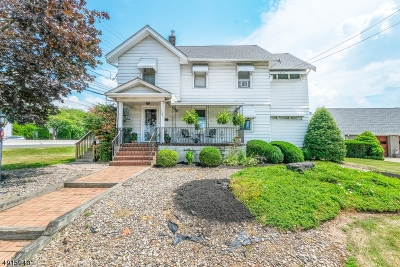 Somerset County Single Family Home For Sale: 130 Anderson St