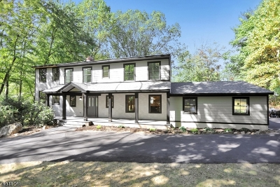 Montville Twp. Single Family Home For Sale: 21 Underwood Rd