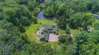 Boonton Twp. Single Family Home For Sale: 107 Old Denville Rd