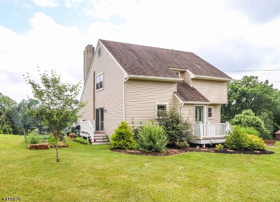 Frenchtown Boro Single Family Home For Sale: 8 Ridge Rd