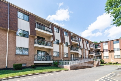 Linden City Condo/Townhouse For Sale: 1150-1190 W St Georges #c44