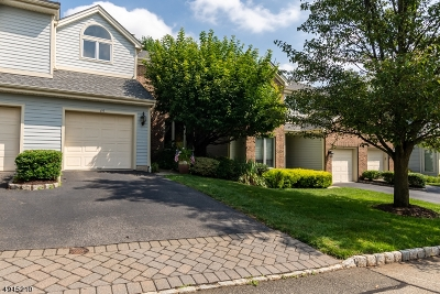 Montville Twp. Condo/Townhouse For Sale: 49 Eugene Dr